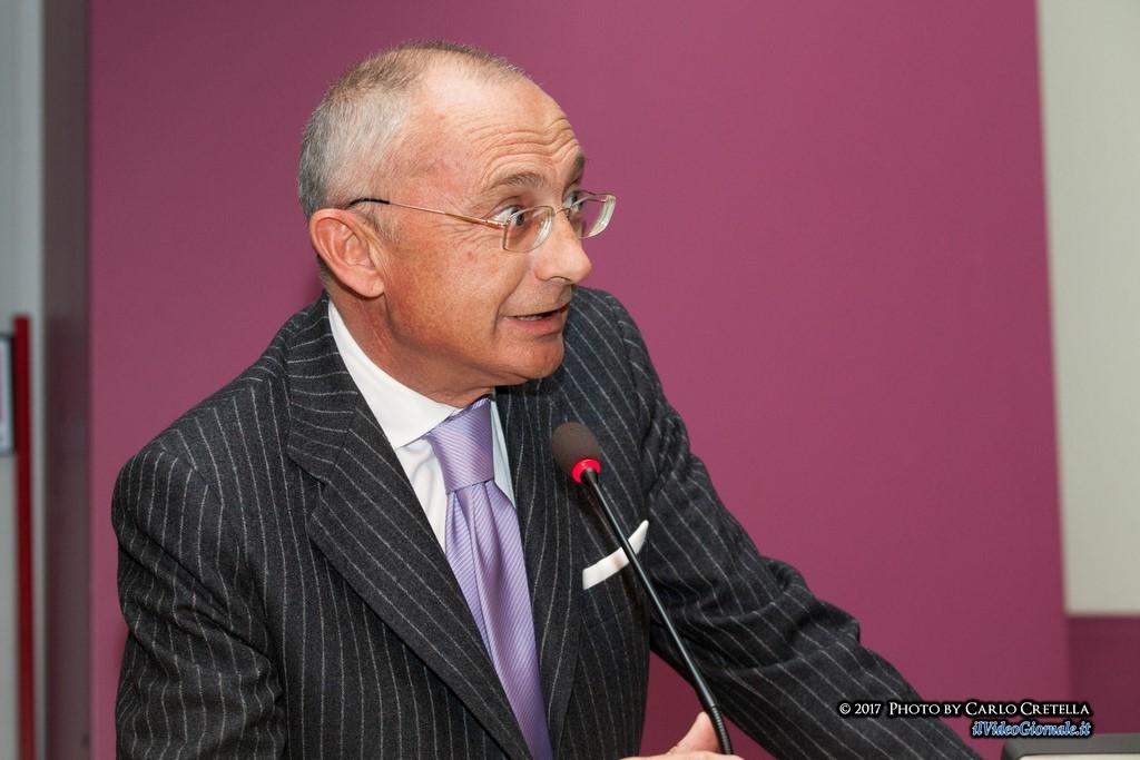 Dott. Giovanni Bersano, Presidente Consiglio Centrale di Torino