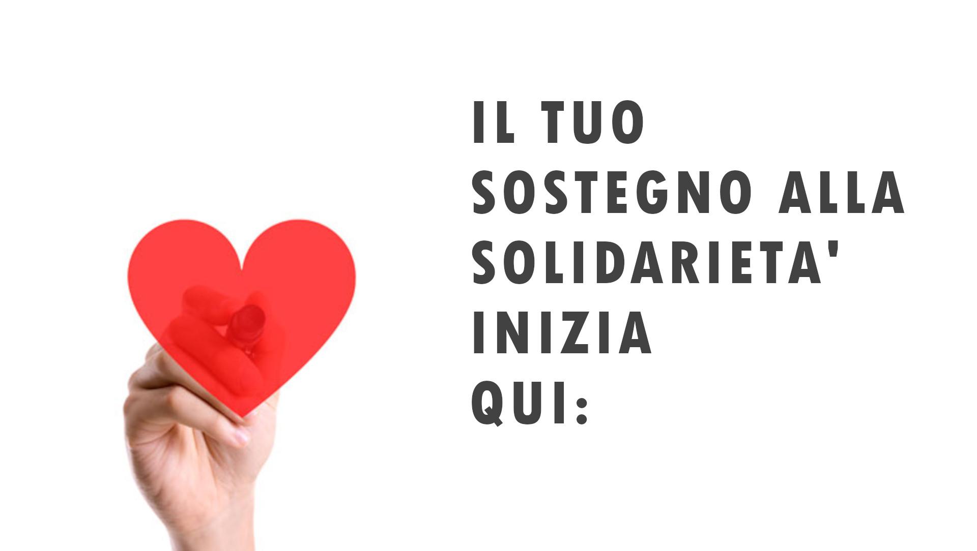 Aiuta la Società di San Vincenzo De Paoli